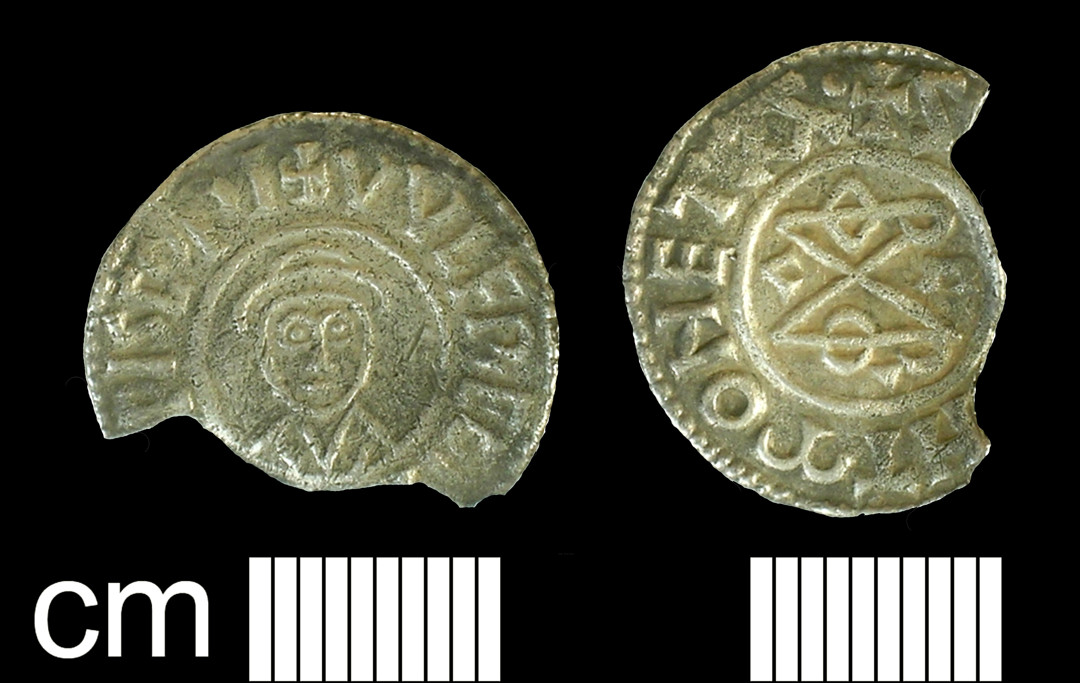 Fileearly Medieval Coin Penny Of Wulfred Archbishop Of