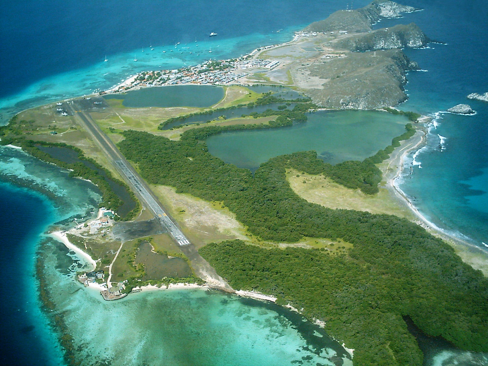Image illustrative de l'article Aéroport Los Roques