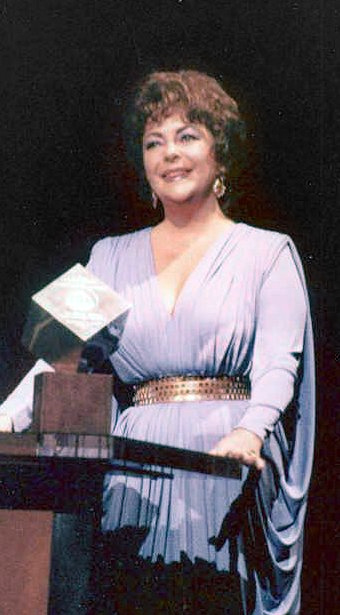 Elizabeth Taylor at an...