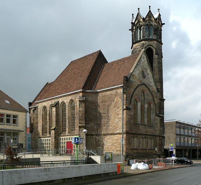 Reformierte Kirche Hannover –