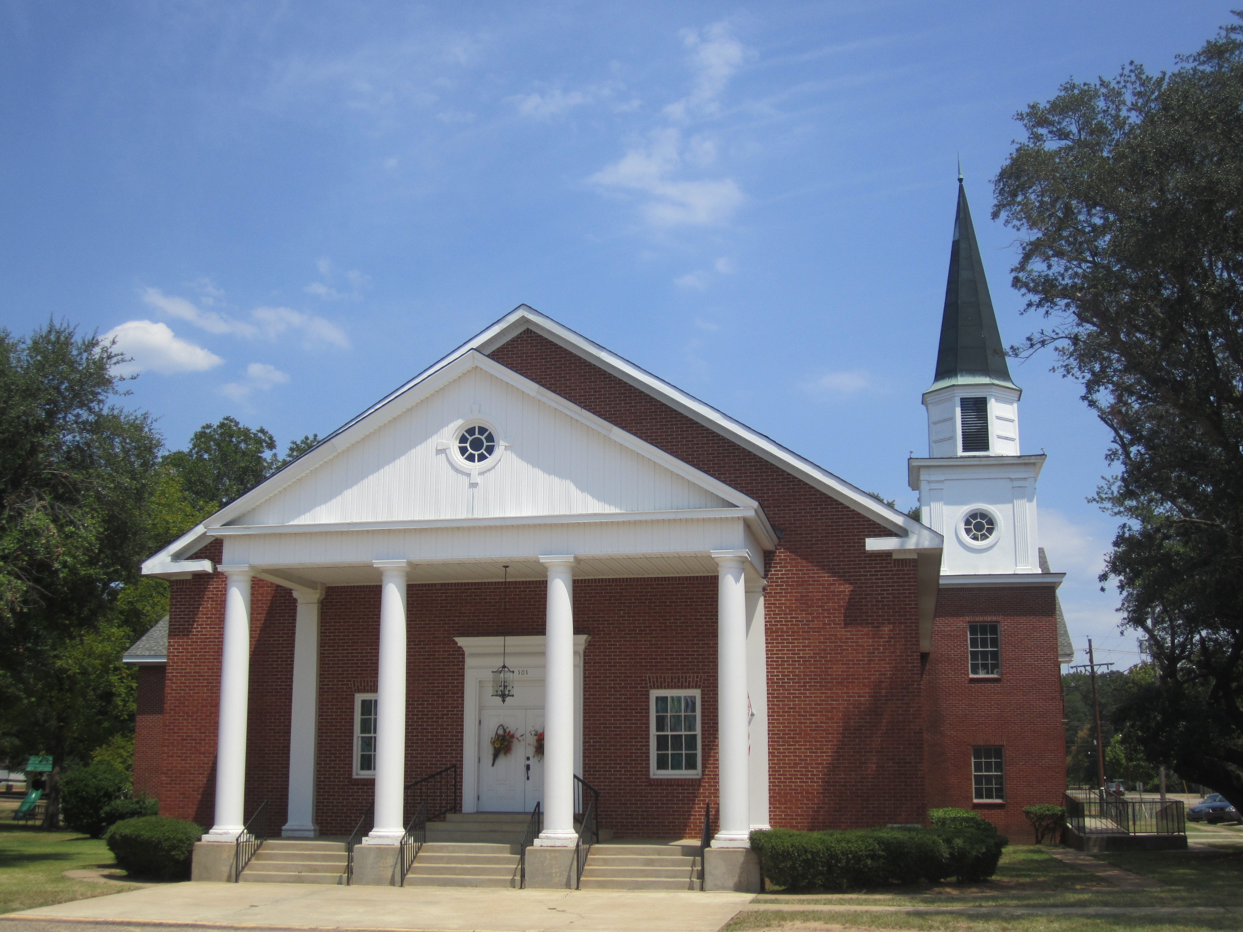 File First Baptist Church Plain Dealing La Img 5166 Jpg