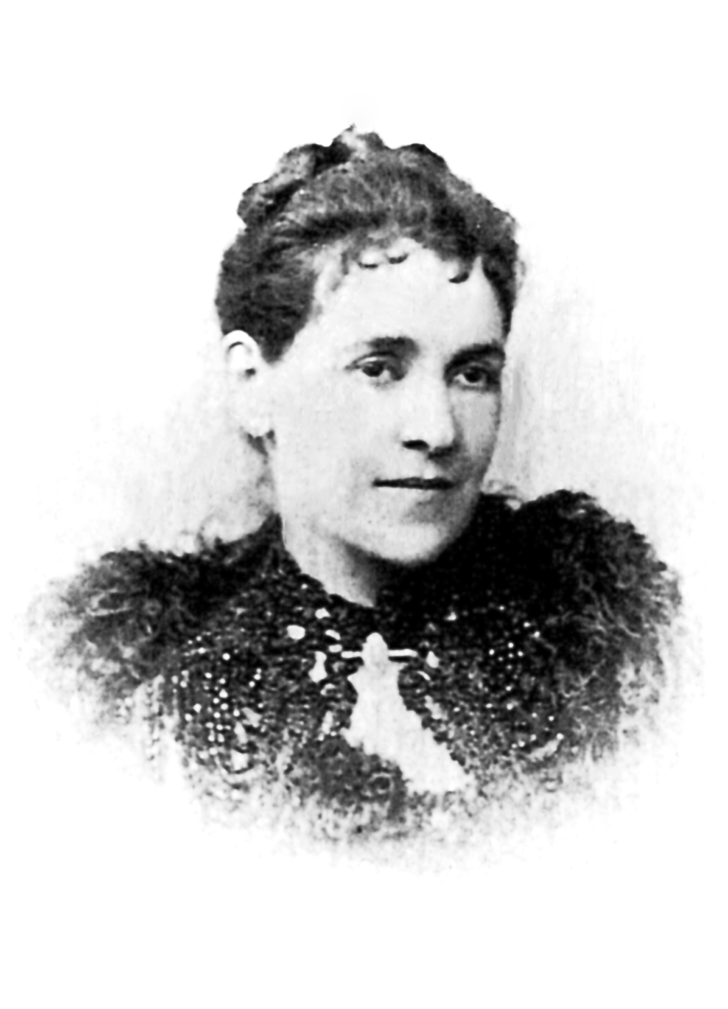 Florence Earle Coates portrait, A Woman of the Century, 1893.jpg