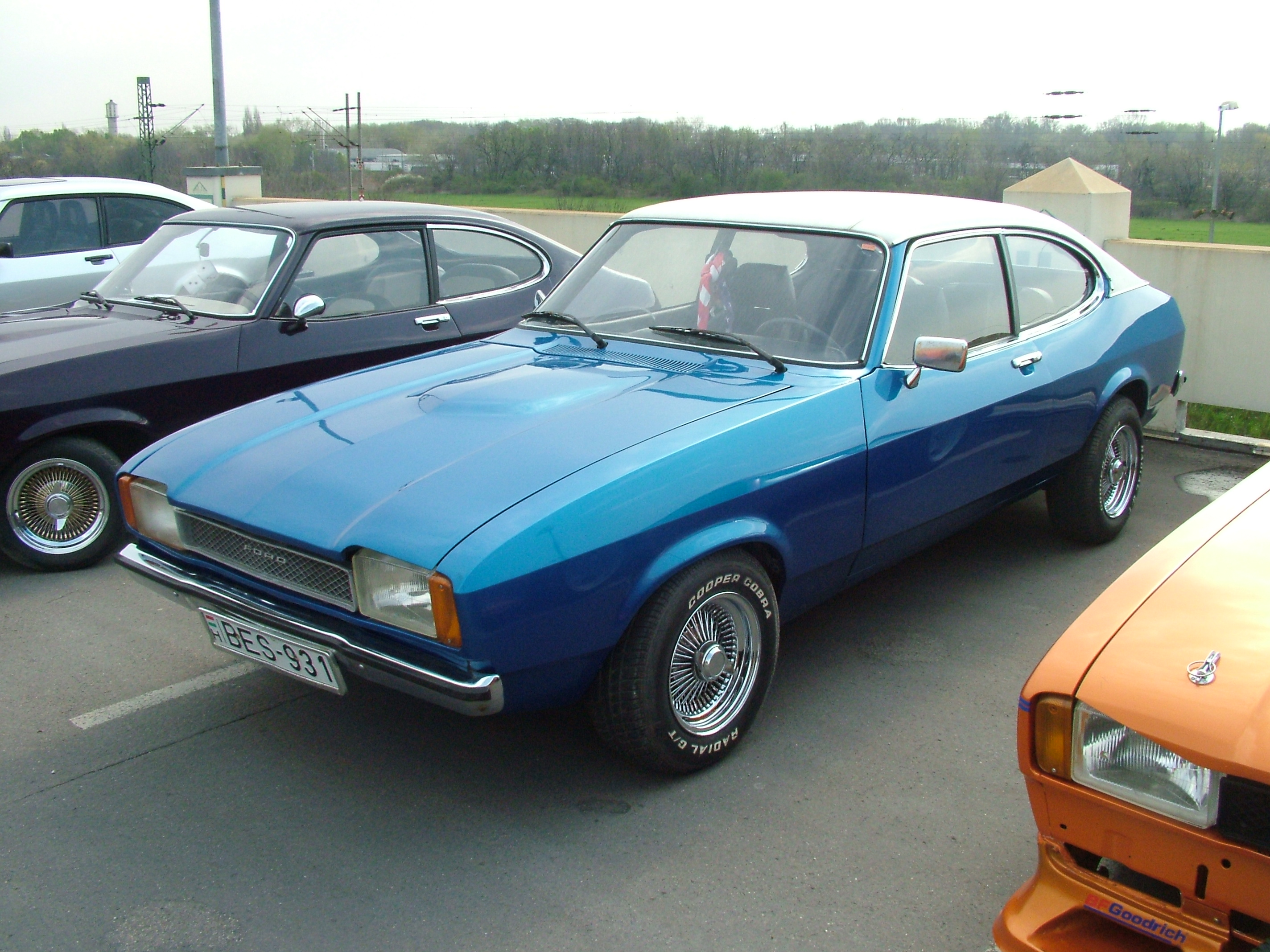file ford capri mk2 flickr granada wikimedia commons. Black Bedroom Furniture Sets. Home Design Ideas