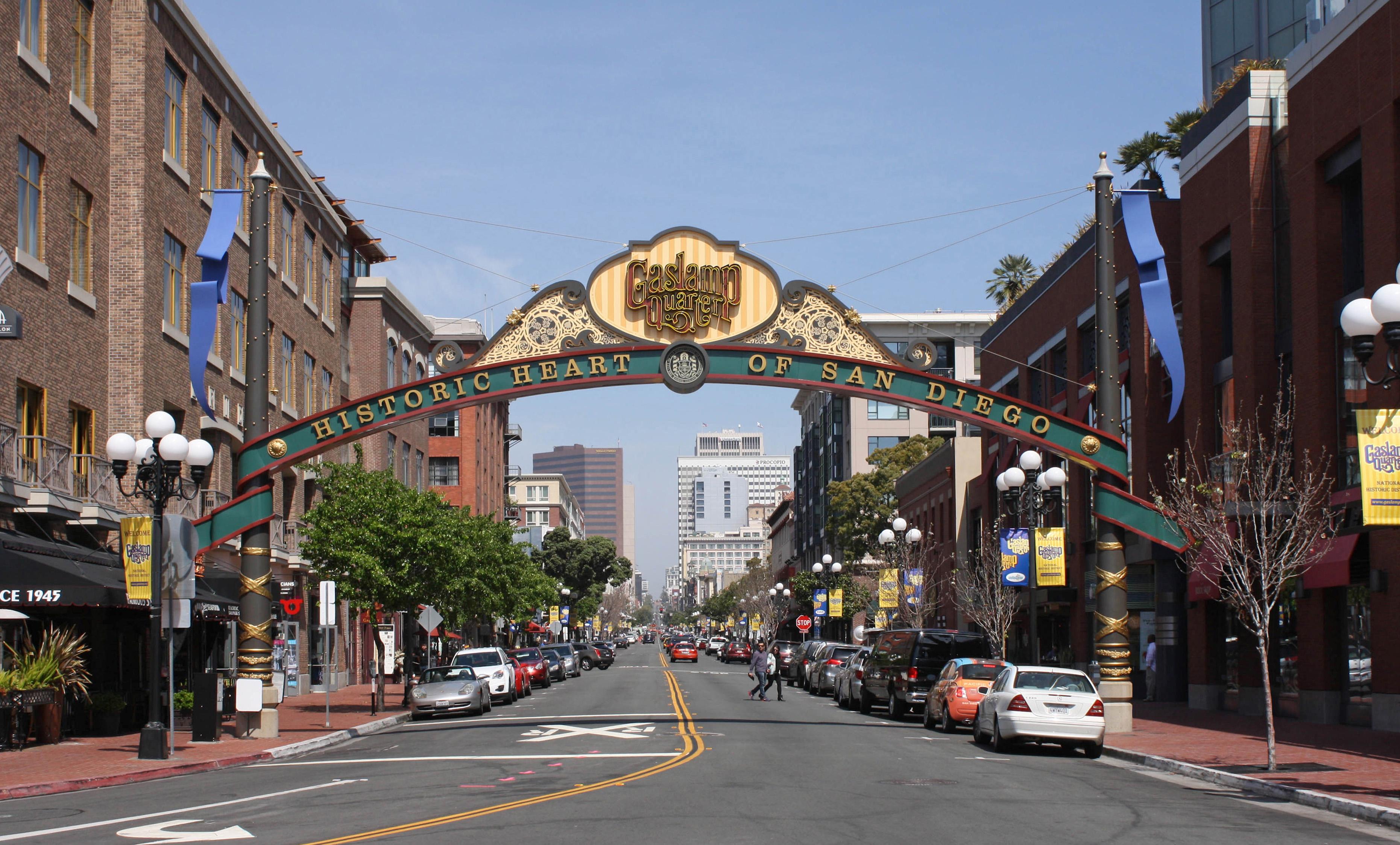 Hotels In Gaslamp District San Diego Ca