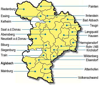 File:Gemeinden im Landkreis Kelheim.png - Wikimedia Commons