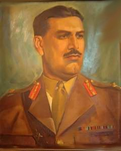 Iftikhar Khan Pakistani general