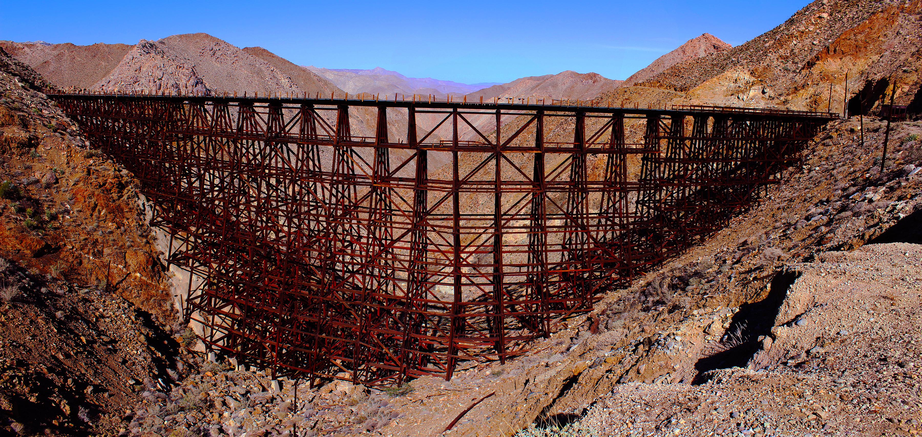 Goat Canyon Trestle - Wikipedia