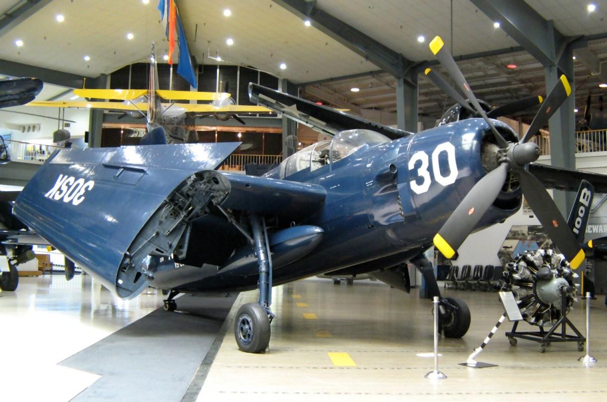 Grumman Af Guardian C Naval Aviation Museum C Pensacola C Florida