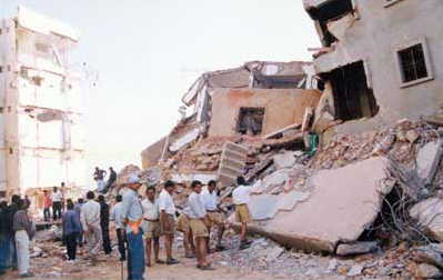 Mynd:Gujarat Earthquake Relief by RSS Volunteers.jpg