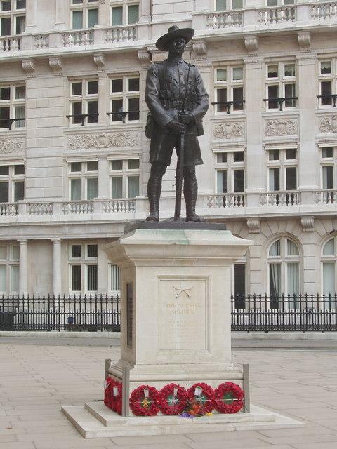 Gurkha Memorial, Horse Guards Avenue - geograph.org.uk - 379881.jpg