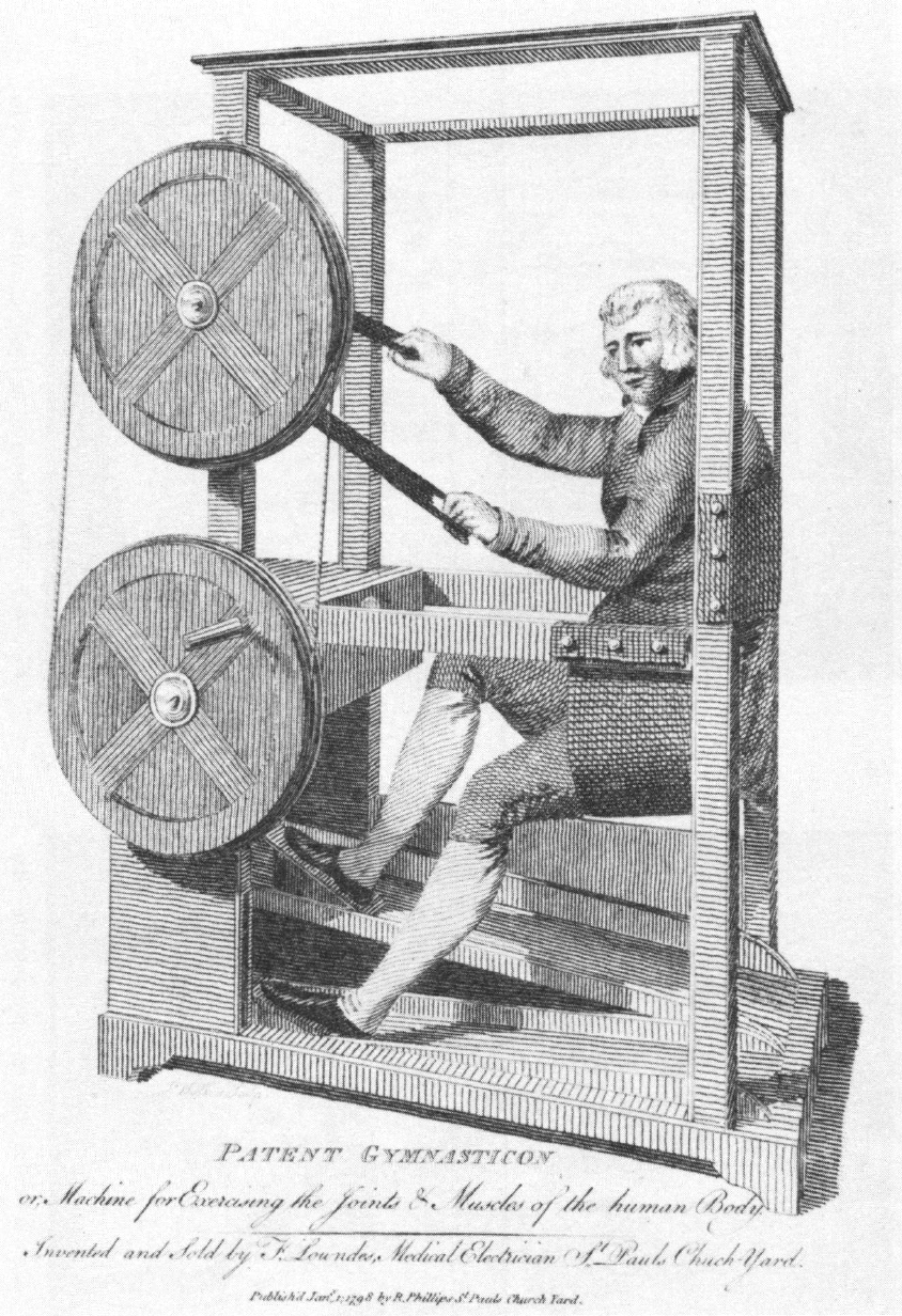 early history of physical therapy