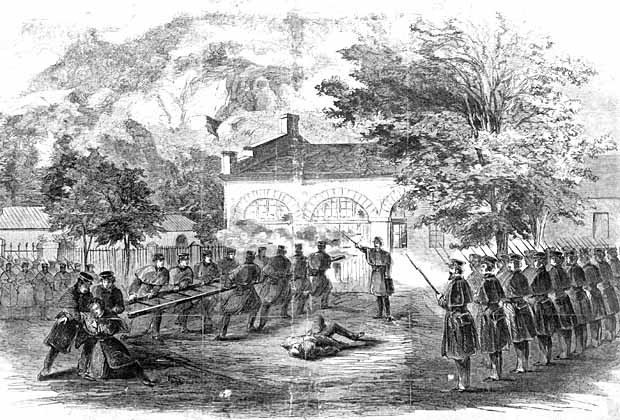 John Brown's raid on Harpers Ferry - Wikipedia
