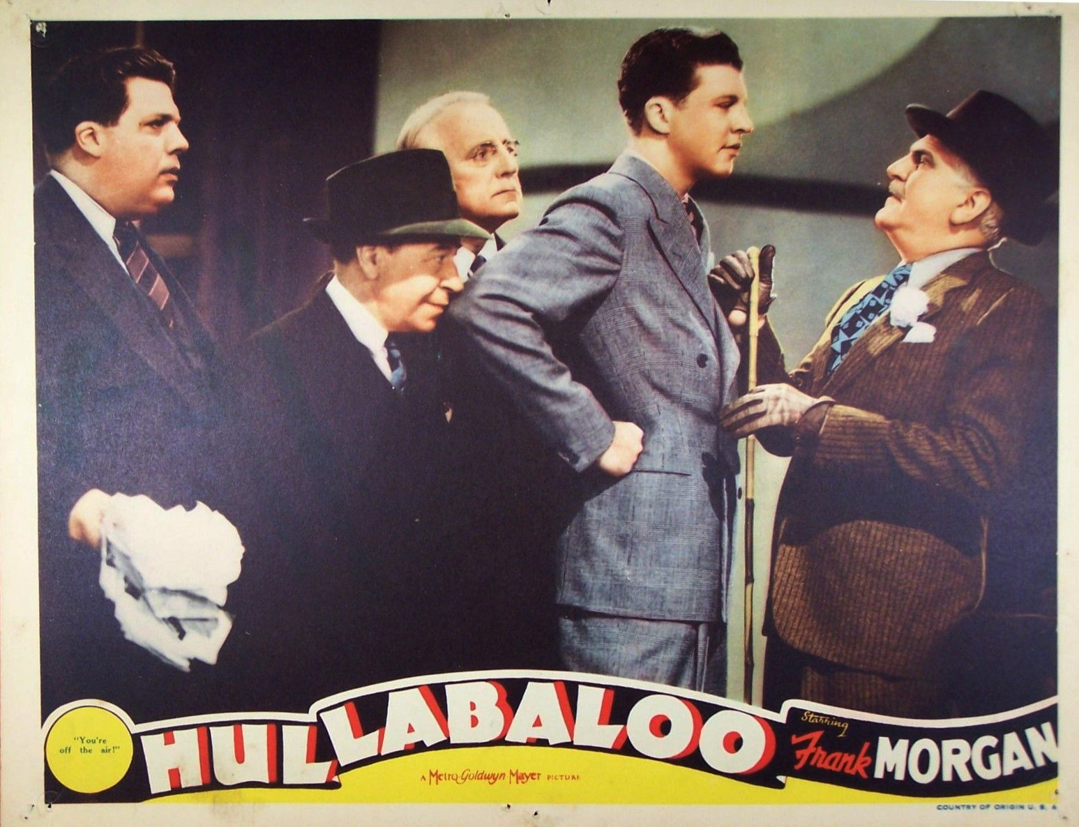 Picture of a movie: Hullabaloo