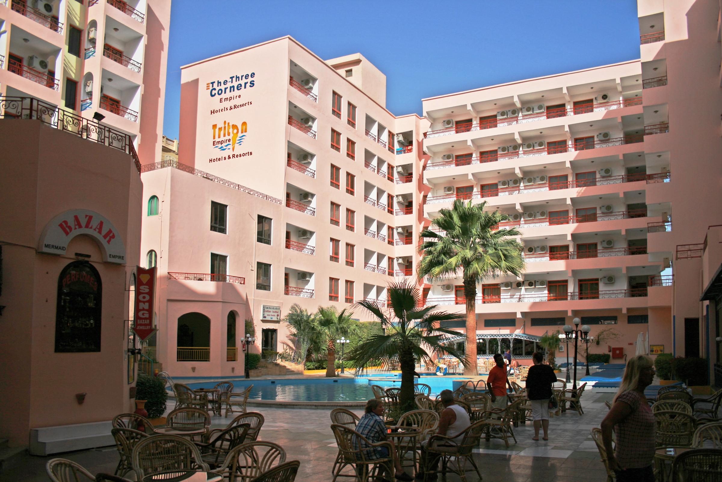 File Hurghada Hotels Three Corners 2 Jpg