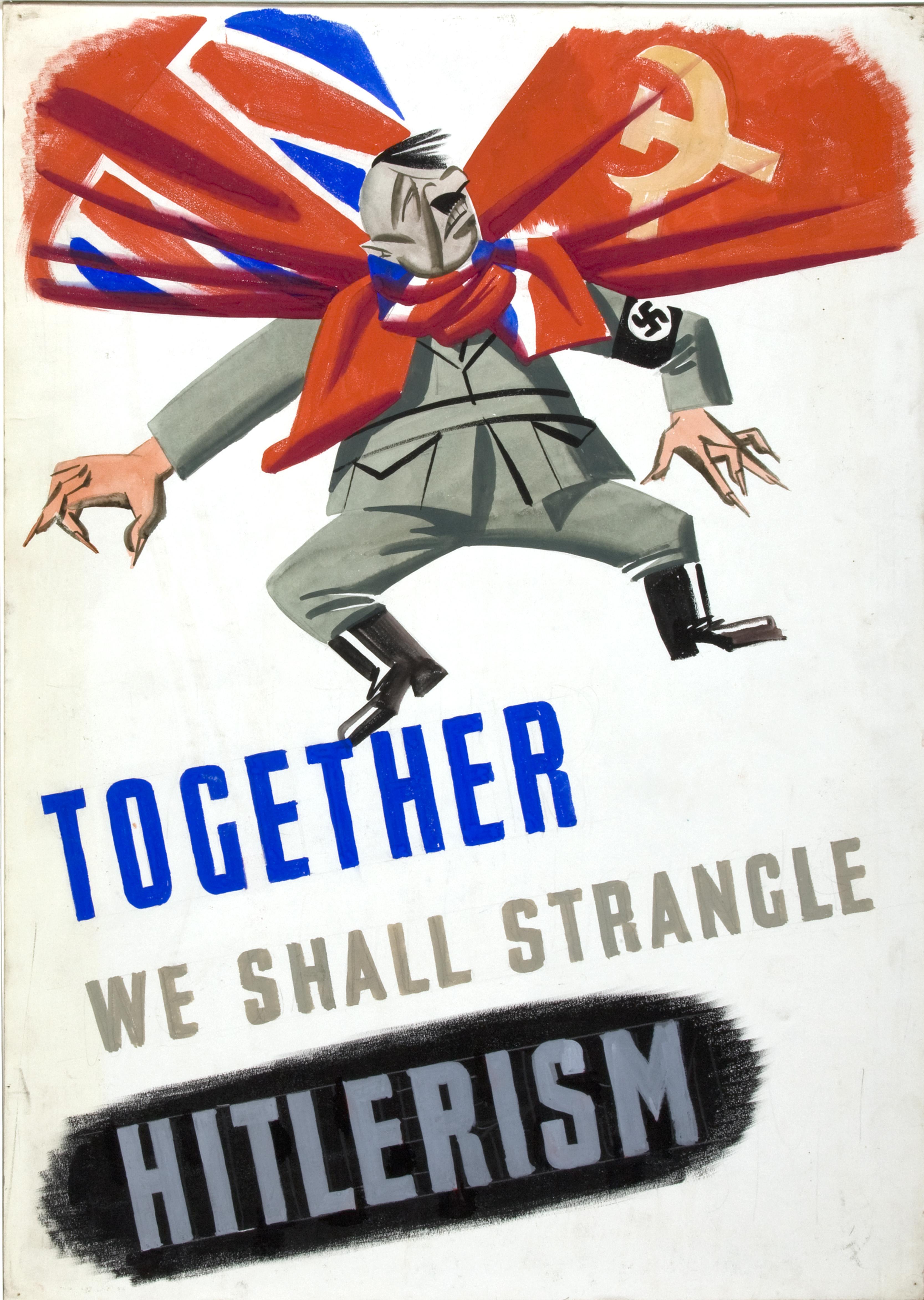 Alliances, Coalitions, and Ententes - The rude awakening: world war ii
