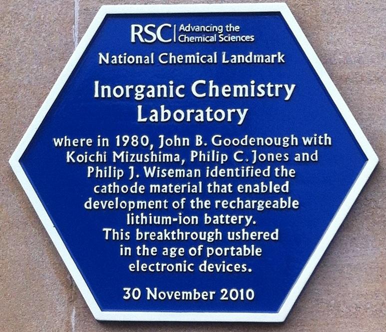 Lithium Ion Battery >> File:Inorganic-chemistry-lab-Oxford-plaque.jpg - Wikimedia ...
