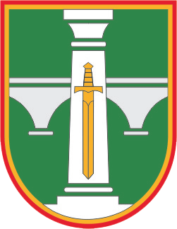 Insignia of the Infrastructure Development Department (Ministry of National Defence Republic of Lithuania).png