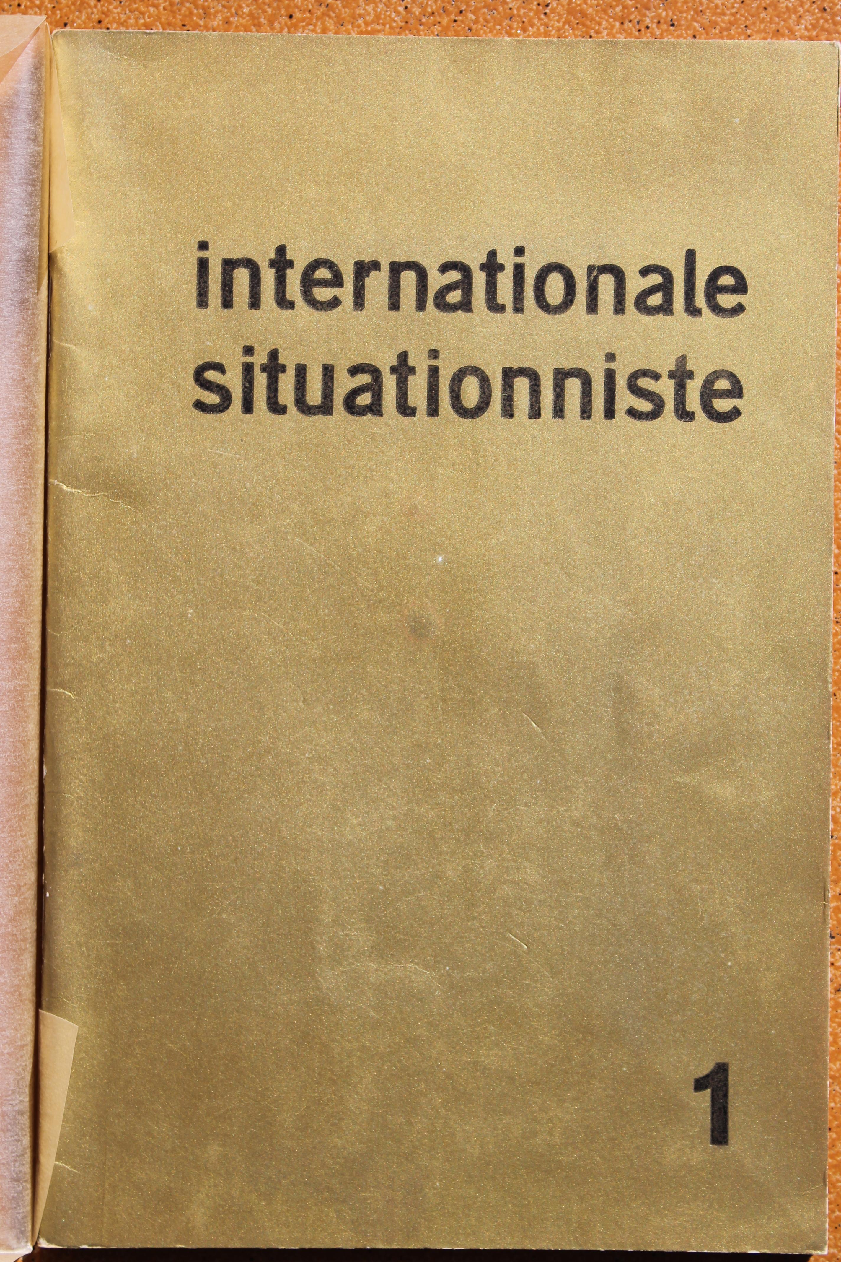 Situationist International - Wikiwand