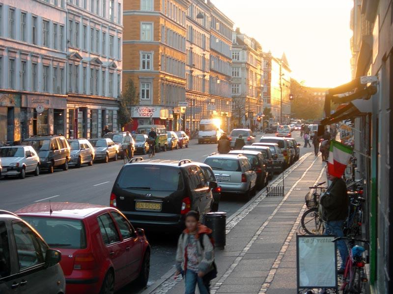 Puff aus Kopenhagen