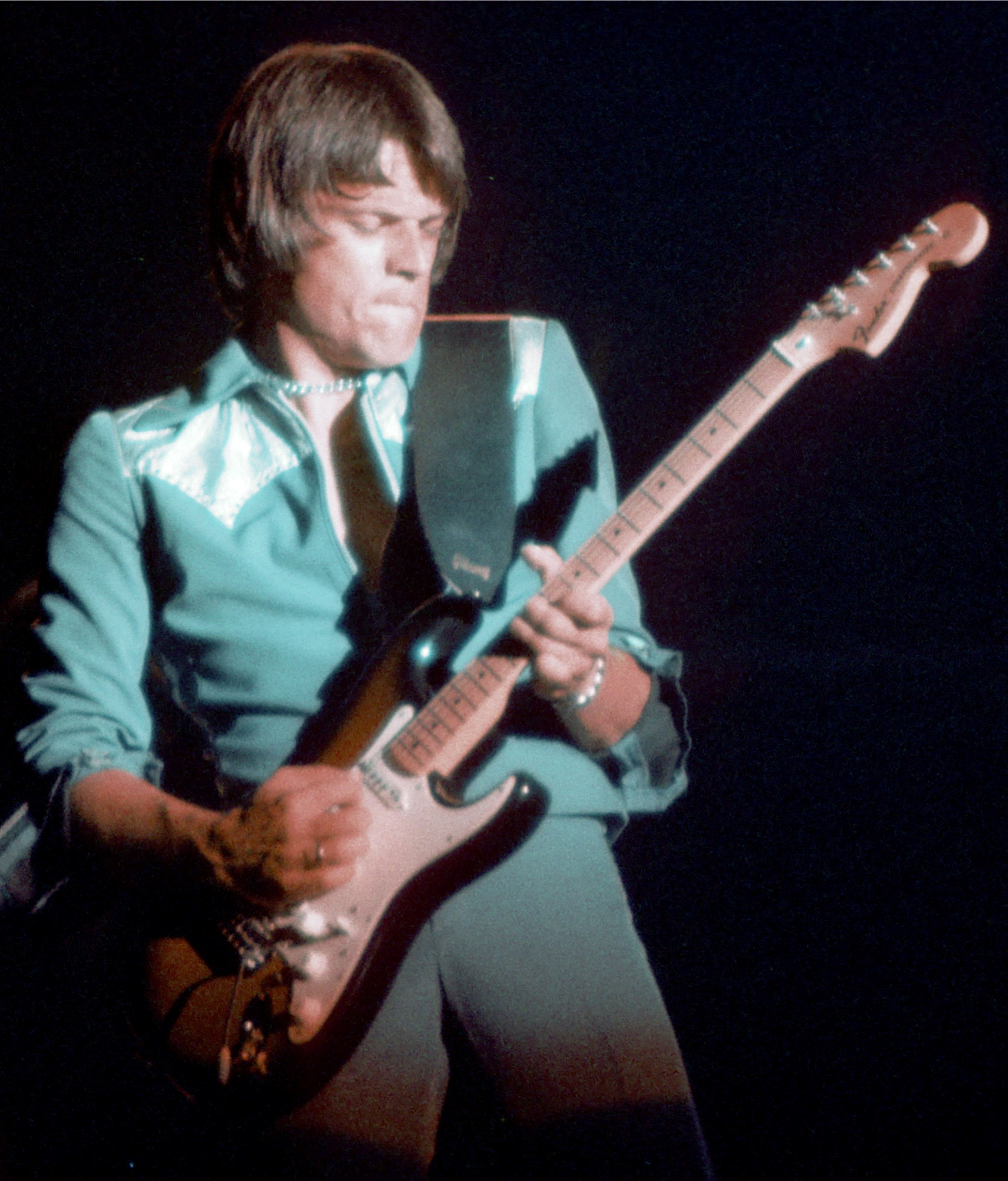 Blues Guitarist J Geils Bluesguitar Com