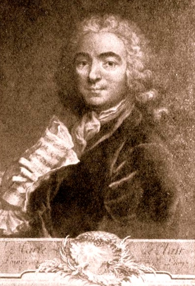 October 2010 Jean-Marie Leclair l'aîné Violinist-Composer (1697 - 1764) Jean-Marie_Leclair