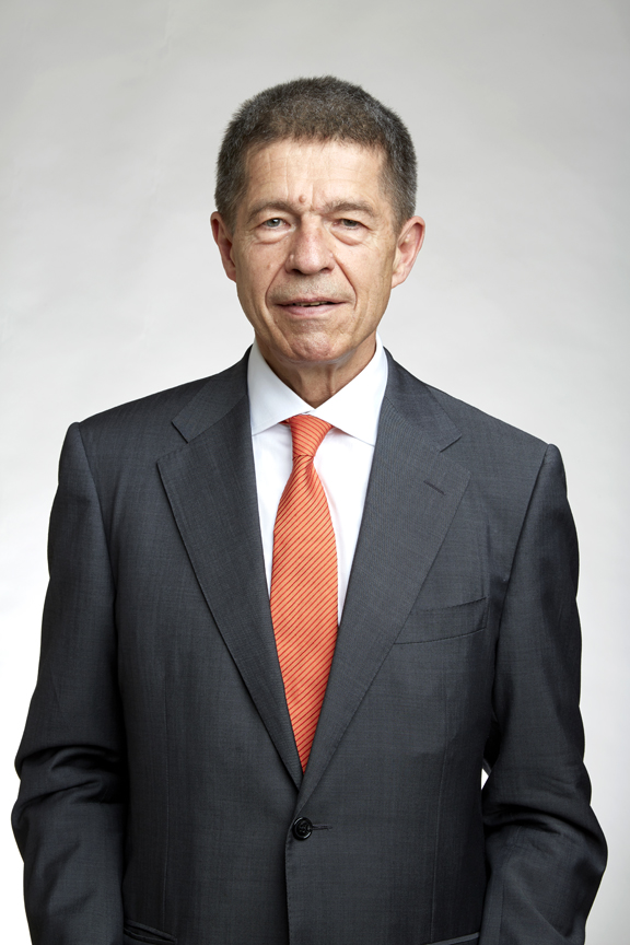 Portrait de Joachim Sauer. | Photo : Getty Images