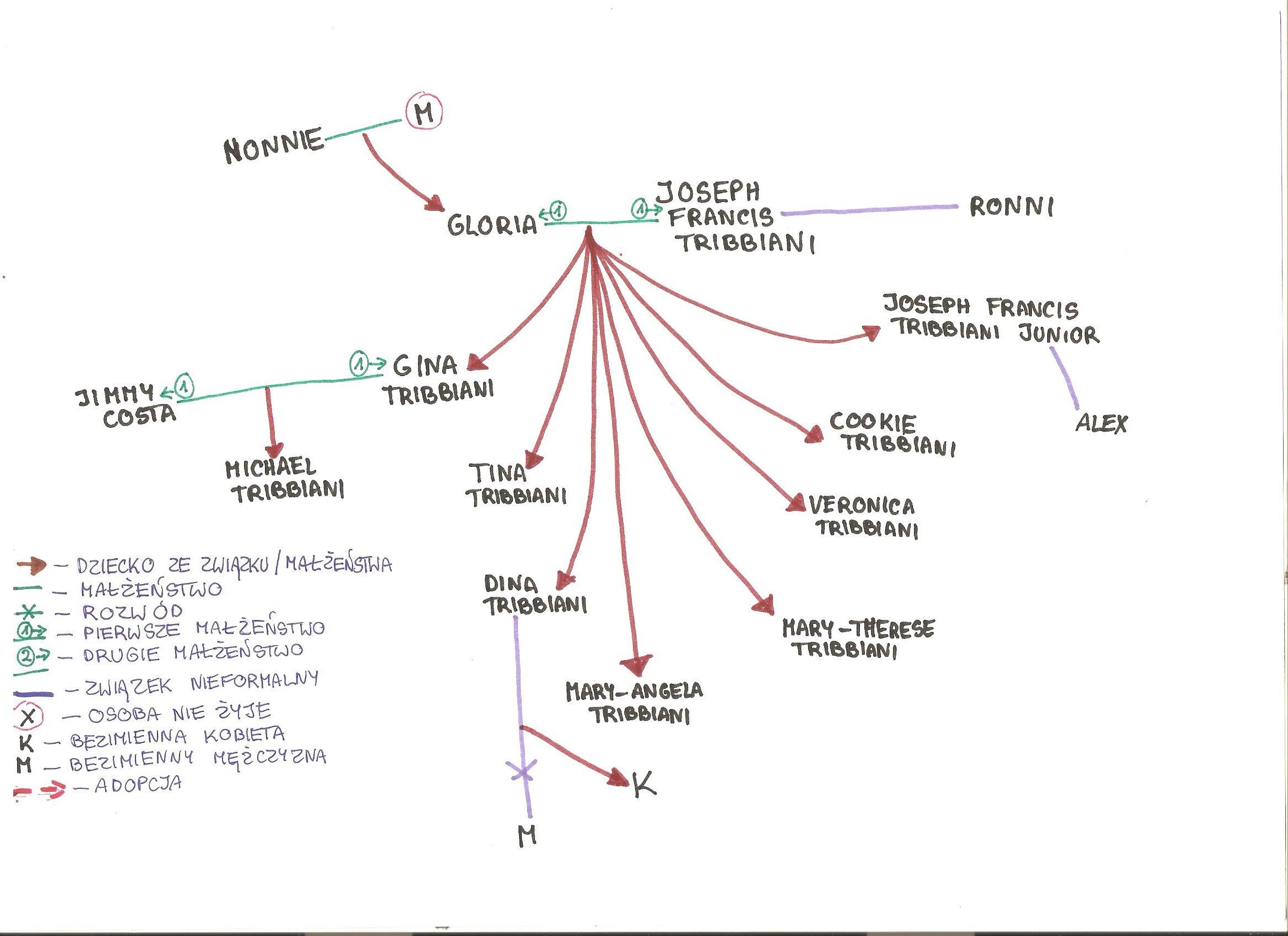 20 Generation Pedigree Chart: Joey Tribbiani7s family tree.jpg - Wikimedia Commons,Chart