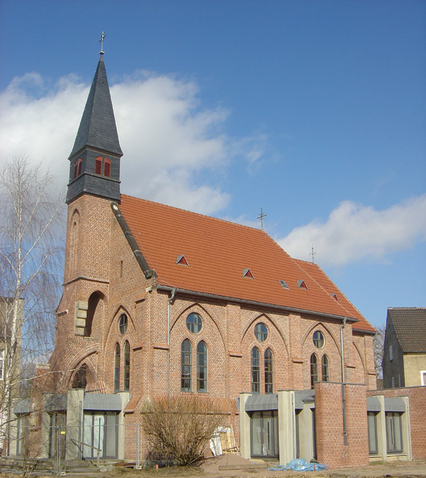katholische kirche wernigerode