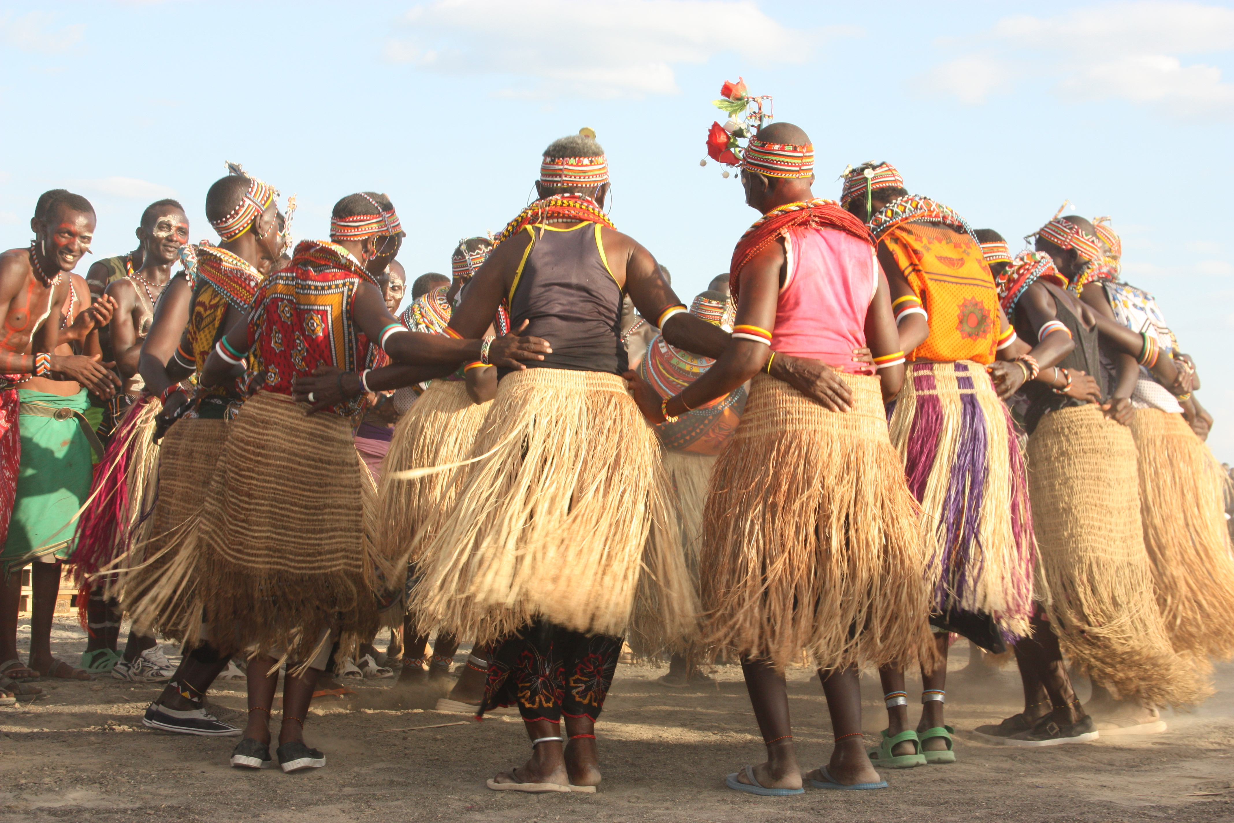 Cultural Festivals  Sapieo Island