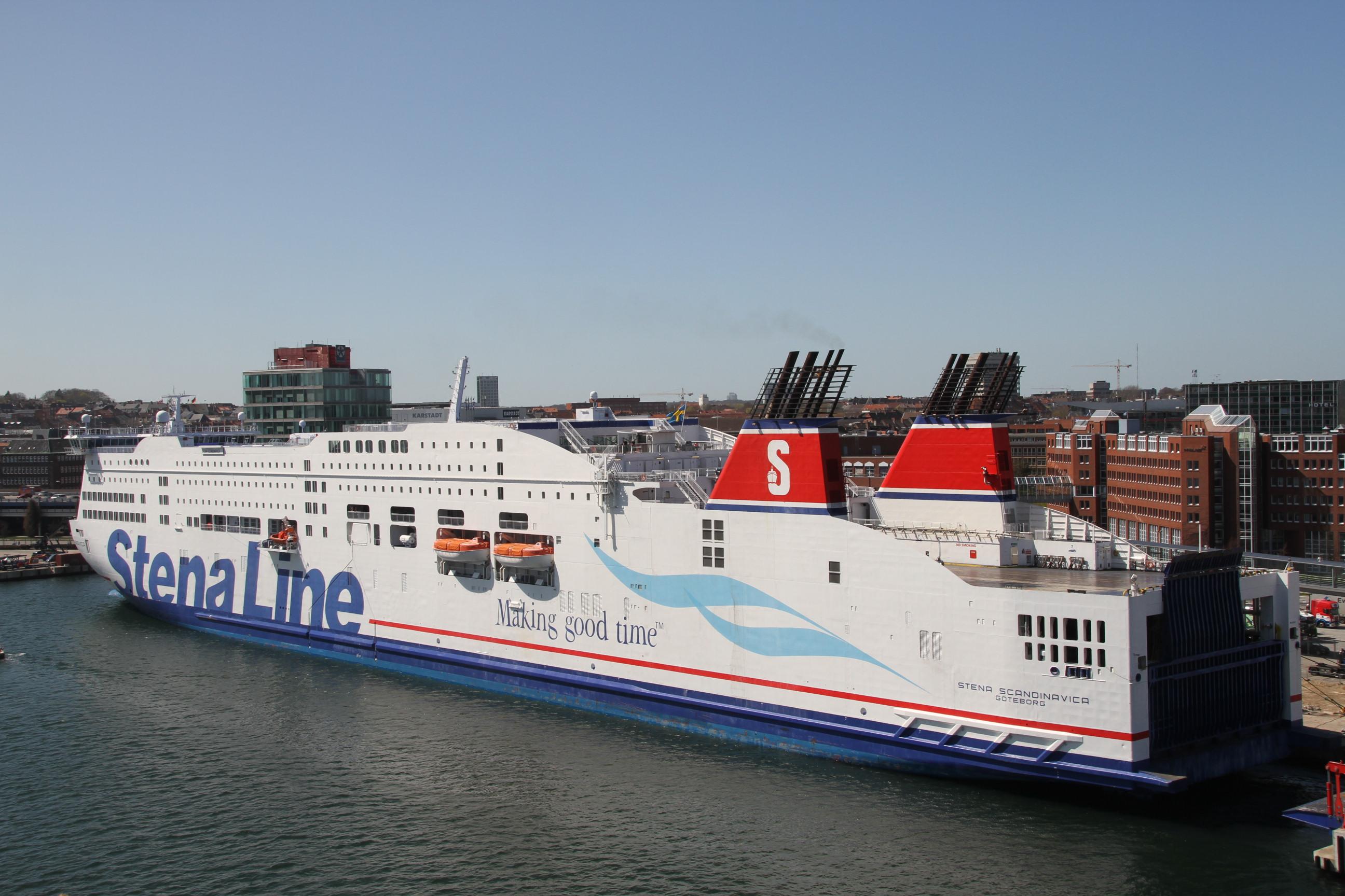File:Kiel IMG 3814 Stena Scandinavica imo 9235517.JPG