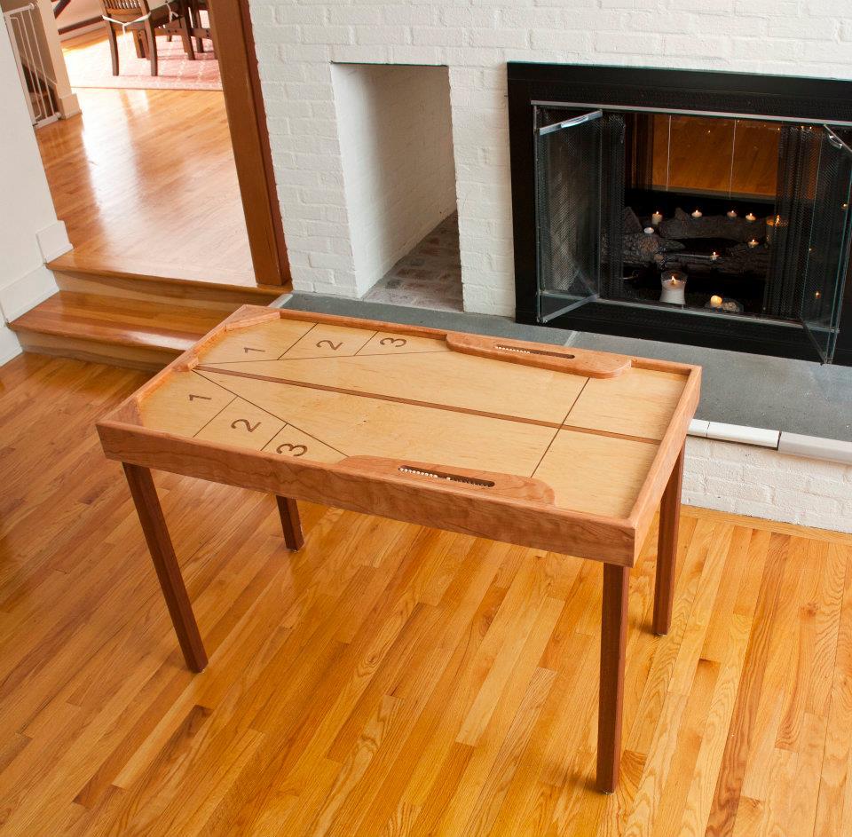 Marvelous File:Kineti Go Magnetic Shuffleboard Table