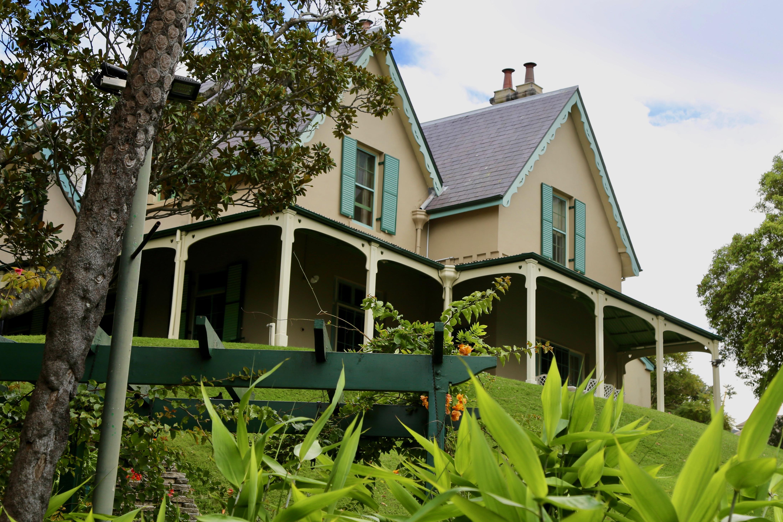 Kirribilli House - Wikipedia