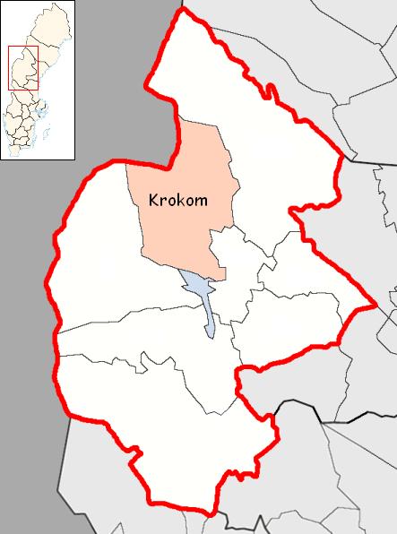 File:Krokom Municipality in Jämtland County.png