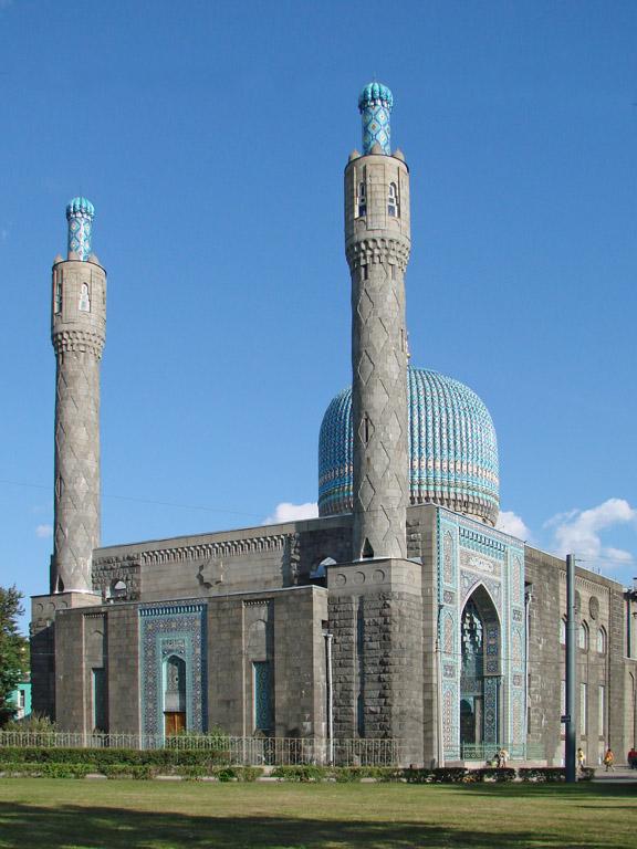 [[Saint Petersburg Mosque