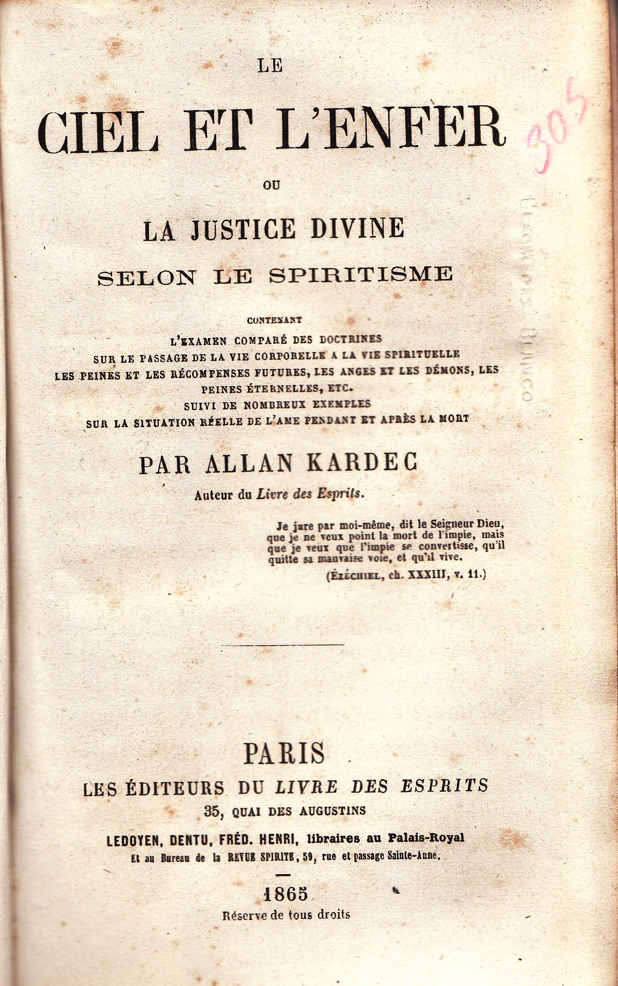 O Livro Dos Espiritos Allan Kardec Pdf
