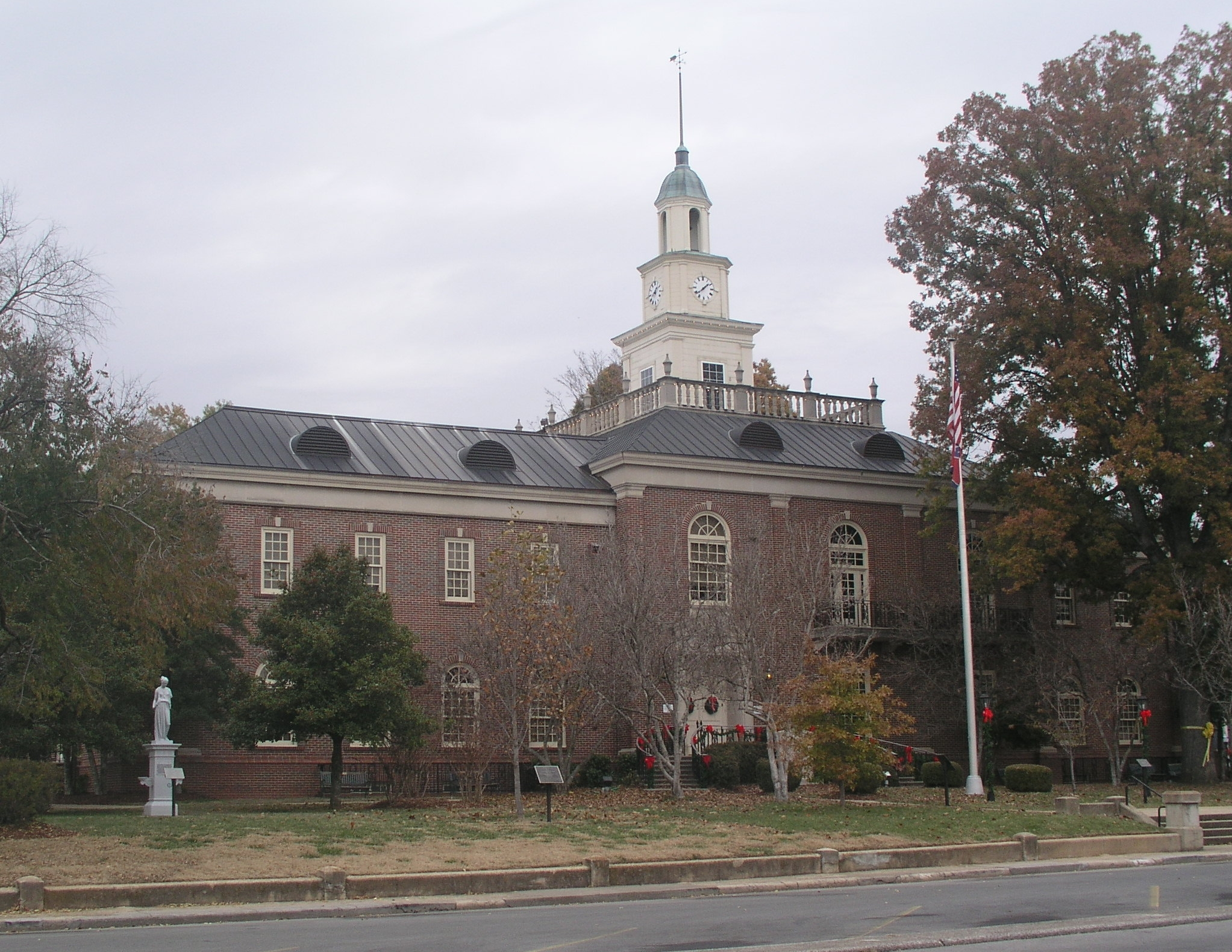 File Lincoln County Tennessee Courthouse Jpg Wikimedia