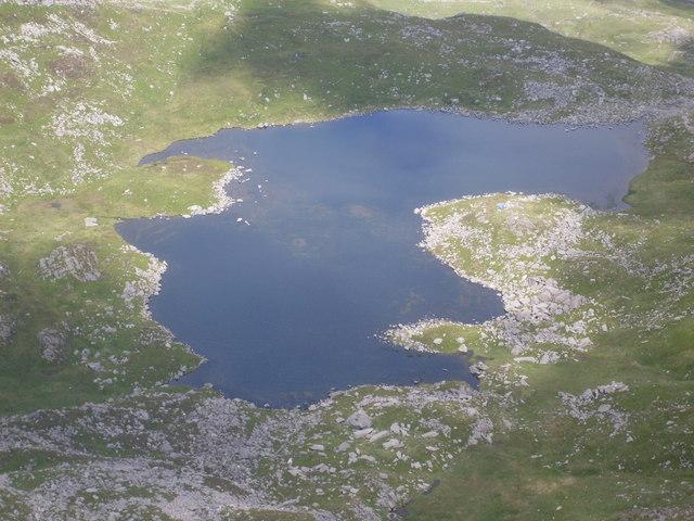 Llyn Bochlwyd - geograph.org.uk - 891098