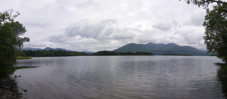 Lough Leane, the Lake of Learning, near Killarney