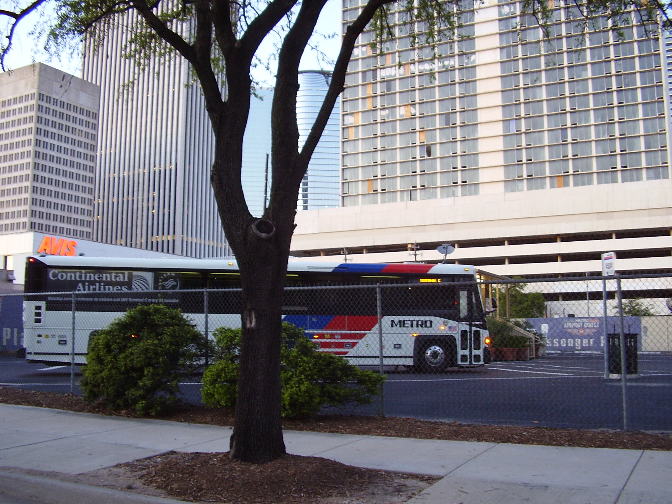 Metropolitan Transit Authority of Harris County