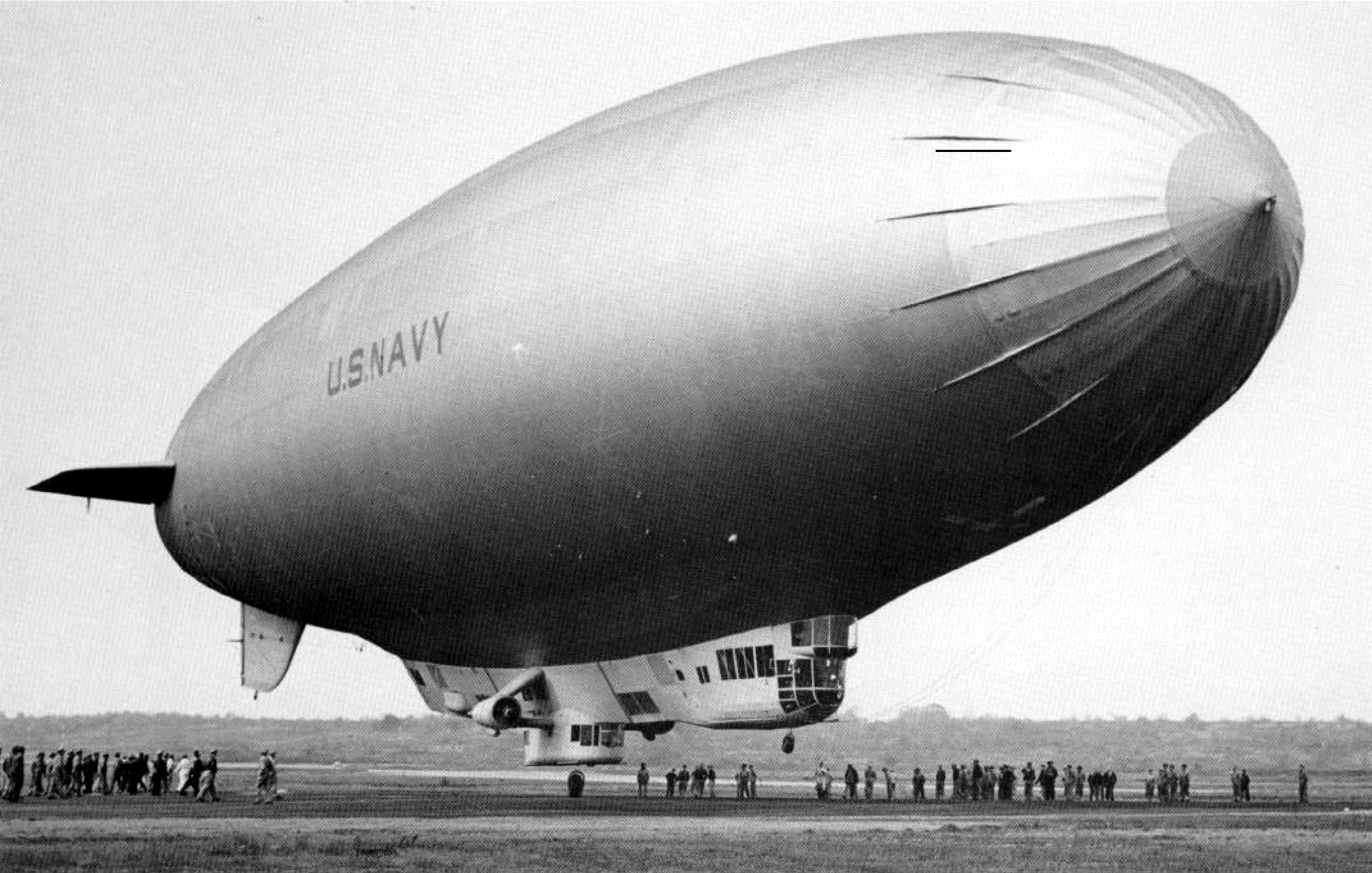 how to make a blimp out of a balloon