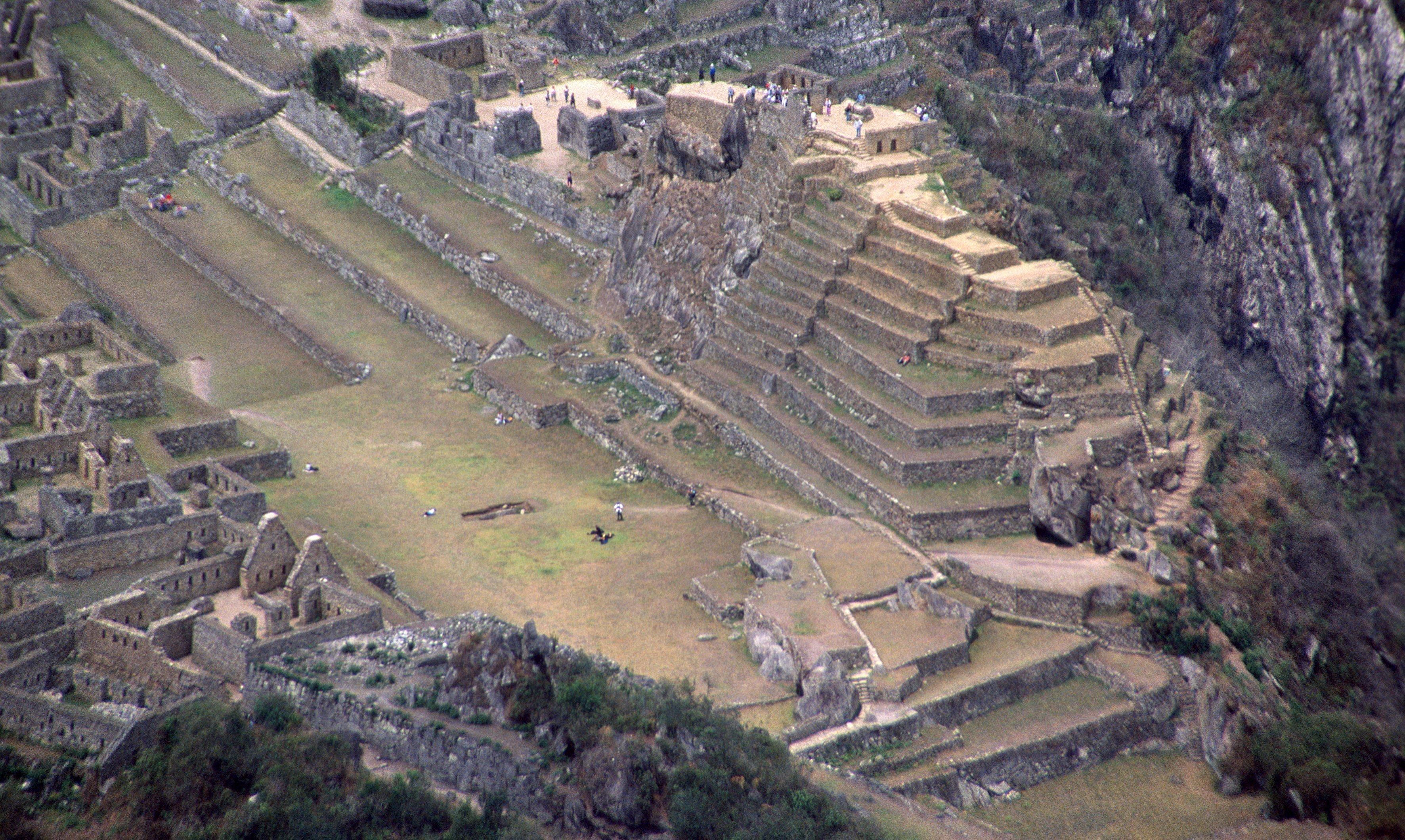 Machu Picchu Trail Tour
