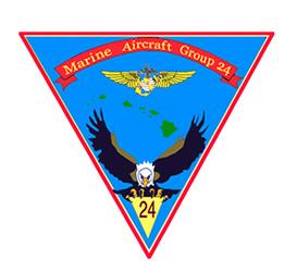 Marine Aircraft Group 24