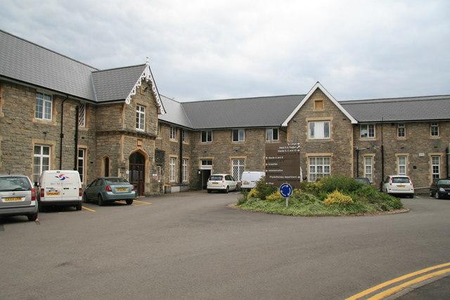 glanrhyd hospital