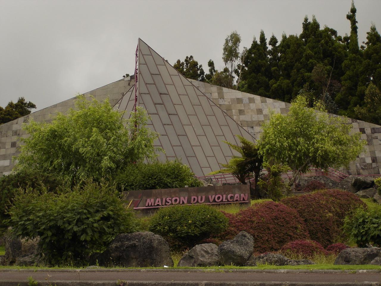A visiter lors de votre séjour à l'île de la Réunion - la maison du volcan