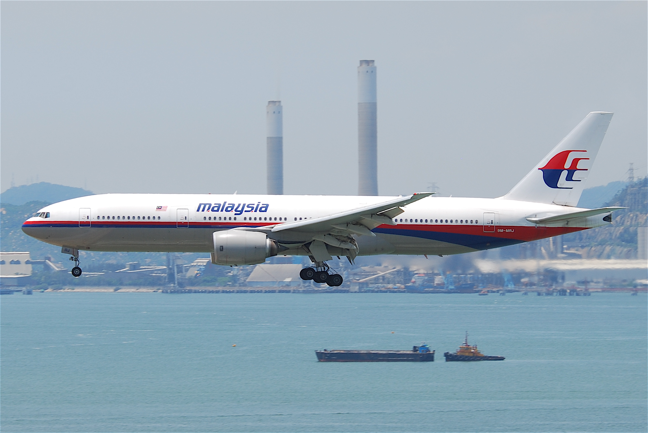 Download this Description Malaysia Airlines Boeing Mrj Hkg picture