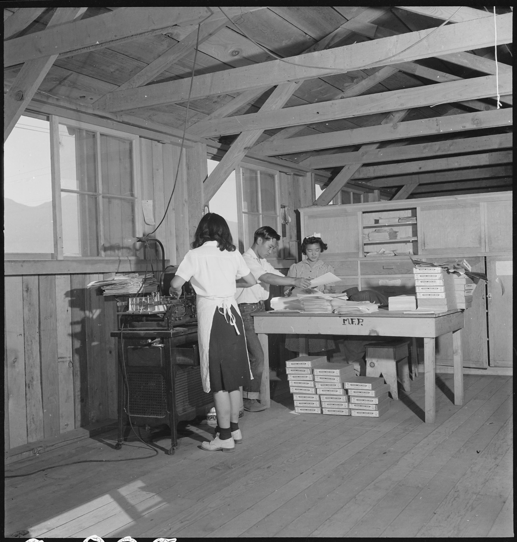 Manzanar Japanese Internment Camp