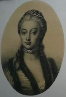 Princess of Liechtenstein and salonist
