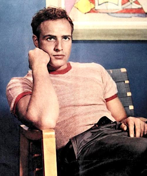 Marlon Brando in 1950