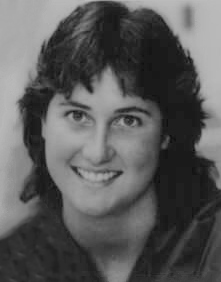 Mary T. Meagher American swimmer, Olympic gold medalist, former world record-holder