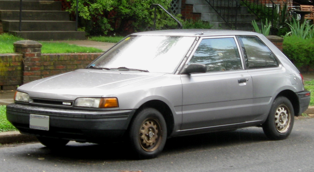 File Mazda 323 Hatch Front Jpg Wikipedia